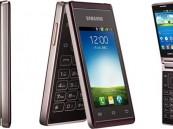 سامسونج تكشف عن هاتفها W789 ذو الشاشتين
