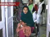 """بالفيديو  """"حالة نادرة """"  هندية تجهض 10 أطفال في ليلة واحدة"""