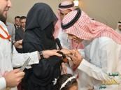 شاب سعودي يبارك أعماله بتدشين والدته لمقر منشآته التجارية