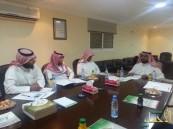لقاء منسقي الإعلام بالجمعية الخيرية لتحفيظ القرآن الكريم