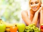التغذية الجيدة تمنح جِلدا أكثر صحة ولمعانا