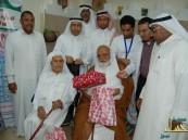 معرض توعوي للمسنين في صحي الفاضلية بالهفوف