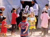 """مشروع """"ولك مثل أجره"""" الرمضاني يواصل تفطير السوريين"""