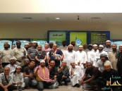 المكتب التعاوني للدعوة والارشاد وتوعية الجاليات يستضيف 42 مسلماً جديدا
