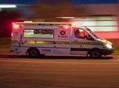 سيارة إسعاف تدهس رجل وامرأة مسنَّيْن على طريق دقم الوبر بمكة
