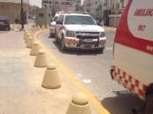 بالصور… ماس كهربائي يستنفر الدفاع المدني نحو مبنى المحافظة