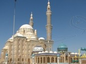 خطبة الجمعة بالإنكليزية لأول مرة في مسجد بإقليم كردستان