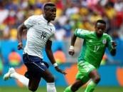 كأس العالم : فرنسا تهزم نيجيريا و تتأهل لـدور الـ 8