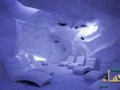 صور: غرف من الملح لعلاج مشاكل التنفس بدبي