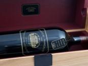 أغلى زجاجة نبيذ أحمر في العالم تباع في دبي بـ 195 ألف دولار