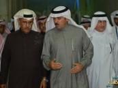 بالصور… وزير الزراعة يزور منتزه الملك عبدالله البيئي