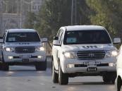 مفتشو الأمم المتحدة دخلوا لبنان قادمين من سوريا