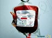 أمريكي يتبرع بـ455 لتراً من الدم في 36 عاماً