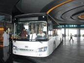 إطلاق تجريبي لأول حافلة كهربائية في أبوظبي
