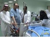 إنقاذ ثلاث حالات من صدمات قلبية حرجة في مركز القلب بالأحساء