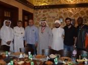 شادي زاهد يجمع  أطياف المجتمع على مائدة إفطار فينومينل في جدة