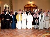نائب المدير الإقليمي لمستشفى الملك عبد العزيز يقيم  مأدبة عشاء لأطباء