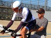 سبعيني أمريكي يحطم 3 أرقام قياسية في سباق الدراجات