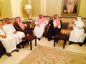 """بالصور… مجلس أسرة """"الماجد"""" يستقبل المهنئين و """"الأحساء نيوز"""" تتواجد"""