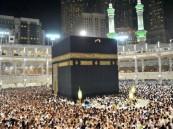 صور .. أكثر من مليوني مصل يشهدون ختم القرآن الكريم بالمسجد الحرام