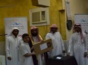 الشيخ عبداللطيف الراجح يكرم الفائزين في المسابقة الرمضانية بسلوى