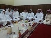 مسجد المعويد بالهفوف يقيم حفل معايدة لجماعة الحي