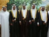 """أسرة المرزوق تحتفل بزواج نجليها """"عمار"""" و """"مختار"""""""