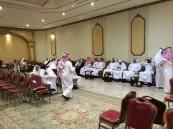 """بالصور… مجلس أسرة """"بو سعد الجميعة"""" يستقبل المهنئين و """"الأحساء نيوز"""" تتواجد"""