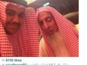 سلفي مع «مفتي المملكة» أبرز سيلفيات العيد