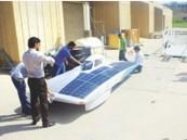 """إيقاف تصنيع """"وهج3"""" أول سيارة سباق سعودية"""