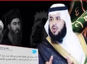 الأمير نايف بن ممدوح يتحدى البغدادي والظواهري بالمناظرة العلنية