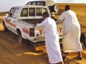متطوعون بالمجان لنجدة أصحاب السيارات المتعطلة على الطرق