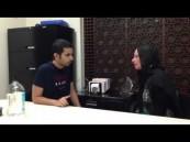 بالفيديو.. أمريكية تعلن إسلامها بسبب مبتعث