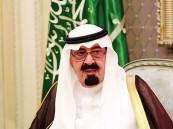 خادم الحرمين يبحث تطورات الأوضاع مع الرئيس اليمني