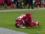 بالصورة : أمريكا.. معاقبة لاعب مسلم بعد السجود في الملعب