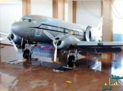 بالصور.. داكوتا.. أول طائرة تُقلع بـ الملك المؤسِّس إلى السحاب