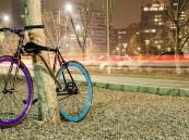 أول دراجة هوائية غير قابلة للسرقة