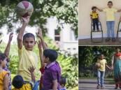 بالصور..  طفل هندي بعمر 5 سنوات طوله 170 سنتيمترا يدخل غينيس