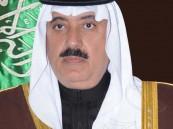 """""""متعب بن عبدالله"""" يعزي أسر شهداء """"تفجير العنود"""""""