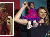 أصغر إمرأة في العالم تدخل عالم النجوم في هوليود