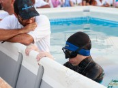 دبي تشهد تسجيل رقم قياسي عالمي جديد بحبس النفس تحت الماء