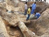 """عودة مياه الري لقرية """"البطالية"""" بعد إصلاح خطوط التغذية"""