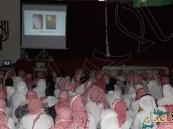 """ثانوية الشيخ محمد بن عبدالوهاب تنفذ برنامج """"أضرار التدخين"""""""