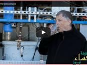 بالفيديو.. أثرى أثرياء العالم يشرب ماءً مصفى من فضلات البشر