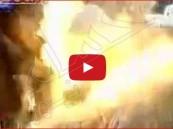 بالفيديو… شباب يحرقون وجه صديقهم أثناء الاحتفال بعيد ميلاده