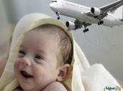 سيدة أردنية تضع مولودتها على  متن طائرة متجهة إلى نيويورك