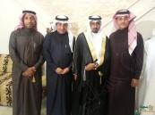 """أسرة """"الغزال"""" تحتفل بزفاف نجلها """"حسين"""""""