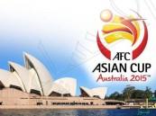 أرقام قياسية تحضر لأول مرة في كأس آسيا 2015