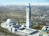 بالصور… تشييد أطول مئذنة مسجد في العالم بالجزائر