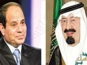 """""""خادم الحرمين"""" و """"السيسي"""" الأكثر تناولاً في الإعلام من القادة العرب في 2014"""